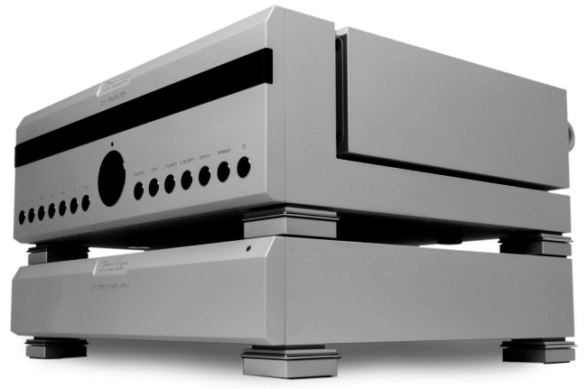 Boulder Electronics 2110 Preamp at Soundings Hifi