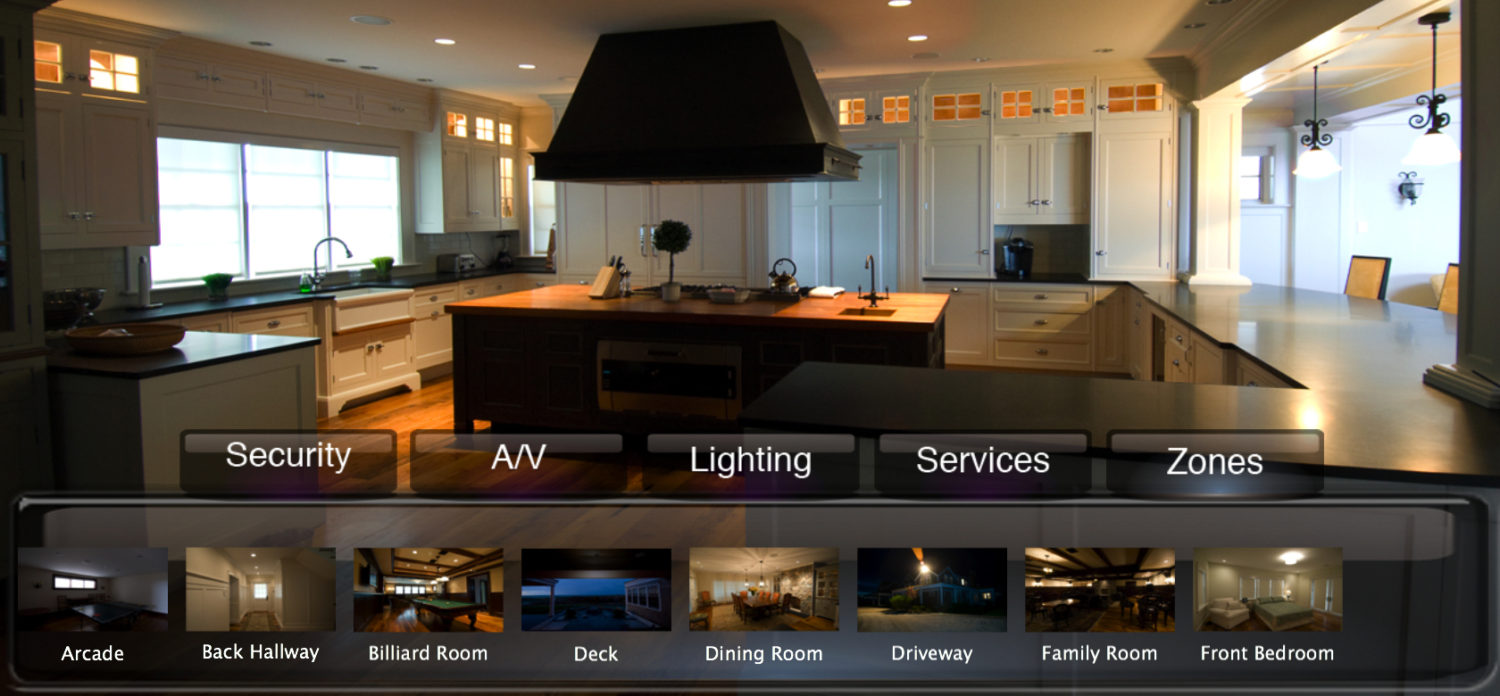 Savant Home Automation Preview