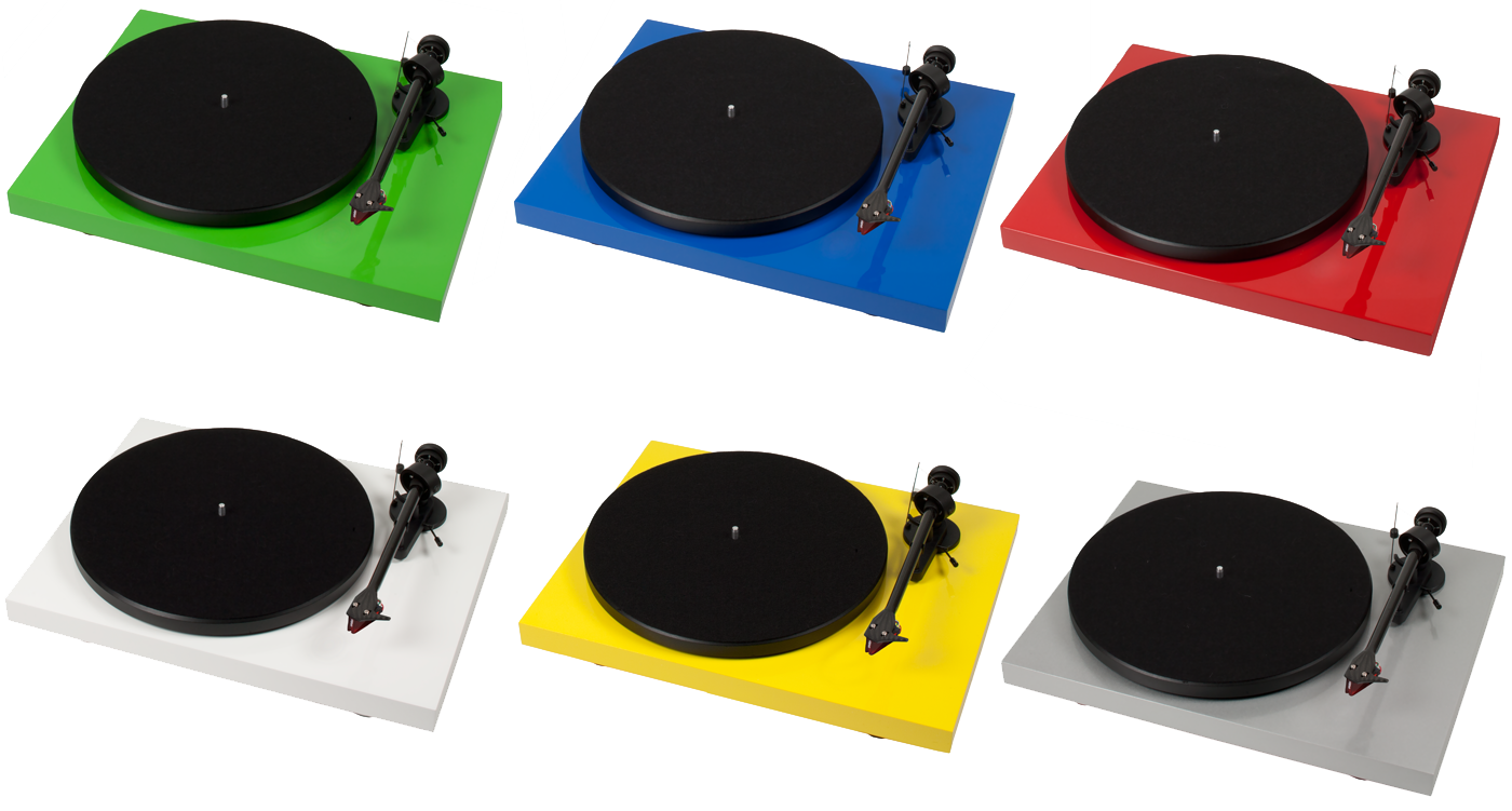 Pro-Ject Debut Turntable Record Player Denver