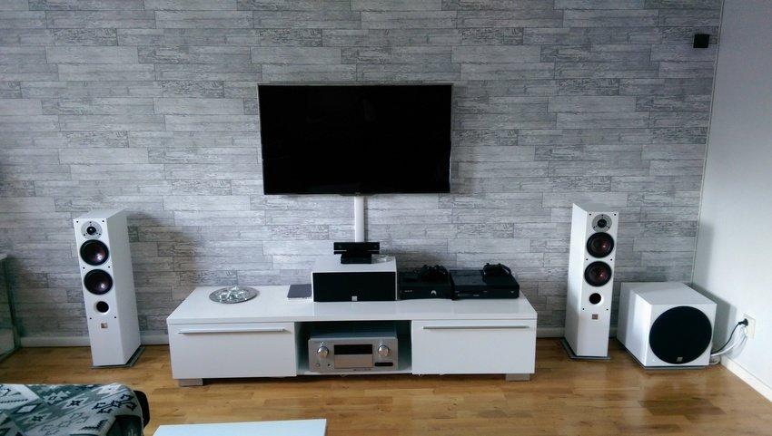 Dali Zensor home theater speakers
