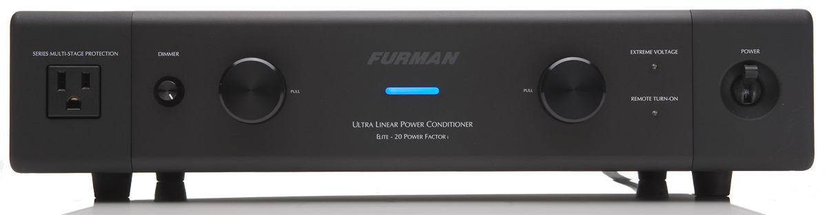 Furman Home Theater & Stereo Power Conditioner with Power Factor Technology