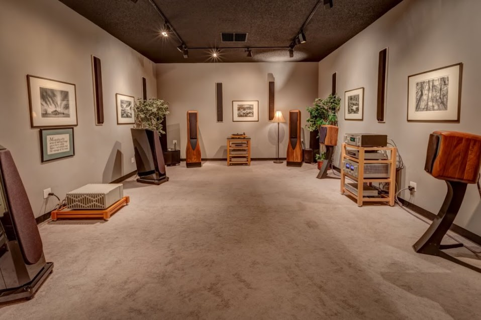High End Loudspeakers Denver