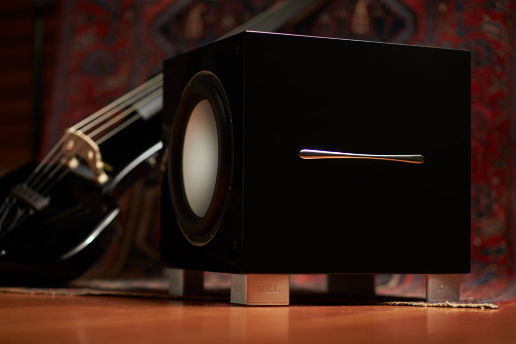 REL Home Theater Subwoofer